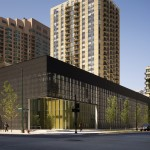 Poetry Foundation, Chicago, John Ronan Architects. (Steve Hall/Hedrich Blessing)