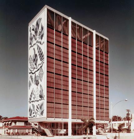 Bacardi Building, 1963. (Courtesy Balcony Press)