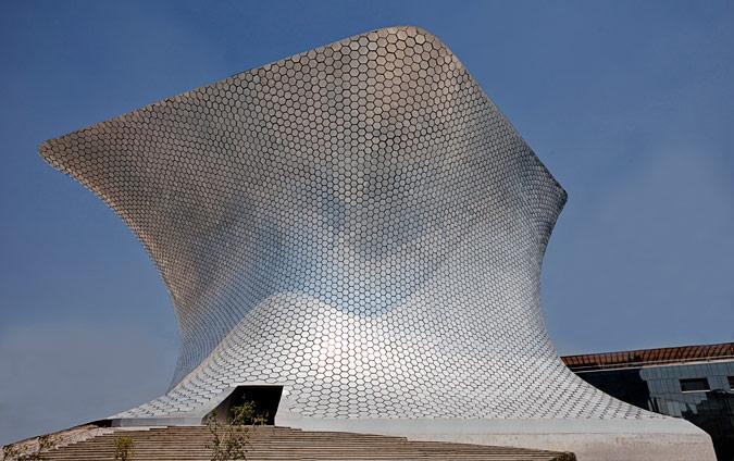Profile alphonso peluso puts revit into parametric for Soumaya slim de romero