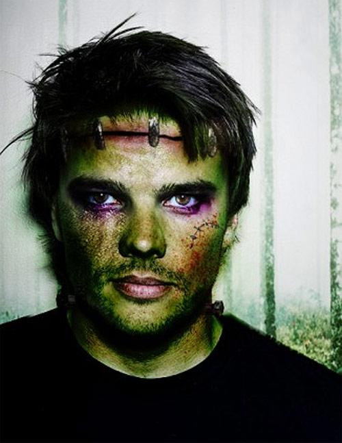 Bjarke Ingels as Frankenstein. (Courtesy Building Satire)