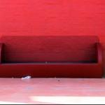 Bench from Cuba, Superkilen, Copenhagen. (Torbin Eskerod, Courtesy Superfex)
