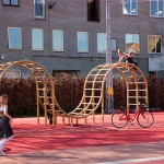 Playground - Delhi, India. (Torbin Eskerod, Courtesy Superfex)