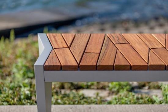 Boardwalkbench