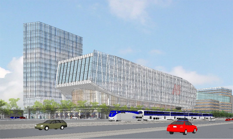 New Balance to Build Commuter Rail Station as Part of Boston ...
