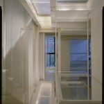 Inside 23 Beekman Place. (Courtesy Bernheimer Architecture)