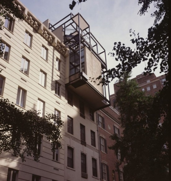 23 Beekman Place. (Courtesy Bernheimer Architecture)