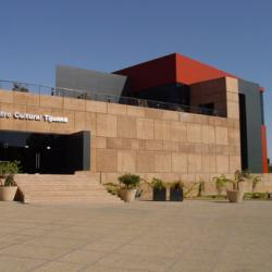 Tijuana Cultural Center designed by Eugenio Velazquez (Courtesy of Goo Local Tijuana)