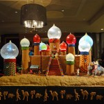 Aladdin's Magical Castle. Master Builders Association of King and Snohomish Counties & Gelotte Hommas; Banquet Chef Jay Sardeson (Ariel Rosenstock)