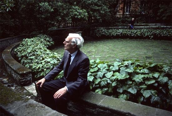 Alan Colquhoun. (Marc Treib/Courtesy American Academy in Rome)