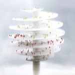 BIG's proposed observation tower in Phoenix. (Courtesy BIG)
