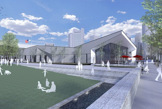 The Boston Innovation Center (Courtesy of Hacin + Architects)