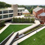 St. Albans School, Marriott Hall, Washington, DC, 2009 by Skidmore, Owings & Merrill. (Robert Polidori)