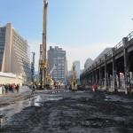 The Hudson Yards site on Manhattan's West Side. (Branden Klayko / AN)