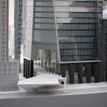 KPF's South Office Tower stradles the High Line. (Branden Klayko / AN)