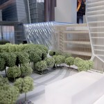 DS+R's tower and culture shed at Hudson Yards. (Branden Klayko / AN)