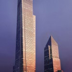 KPF's Hudson Yards office towers. (Courtesy Related)