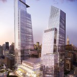 KPF's office towers on 10th Avenue. (Courtesy Related)