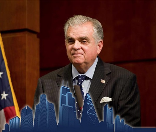 Ray LaHood. (Courtesy Ray LaHood/Facebook)