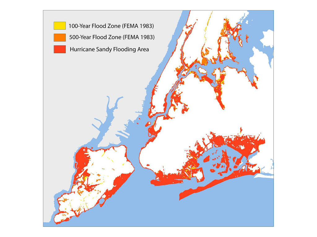 Best Collections Of Diagram World Map After  Years Download - Nyc flood zone map pdf
