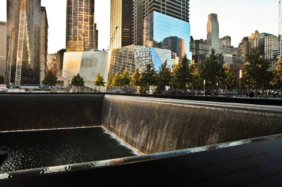 National September 11 Memorial (Courtesy of Joe Woolhead/Courtesy of National September 11 Memorial & Museum)