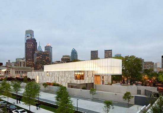 The Barnes Foundation (Courtesy of Michael Moran/OTTO)