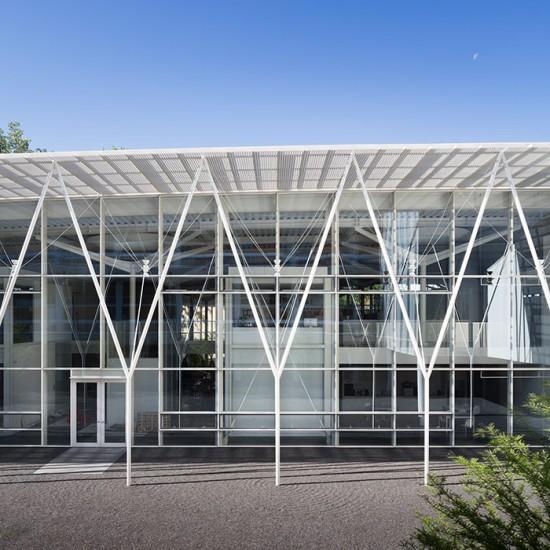 Clemson University, Lee Hall College of Architecture (Courtesy of Scott Frances/Otto)
