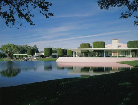 A. Quincy Jones, Sunnylands, Palm Springs, California (Juergen Nogai) from the upcoming Hammer show about the architect.