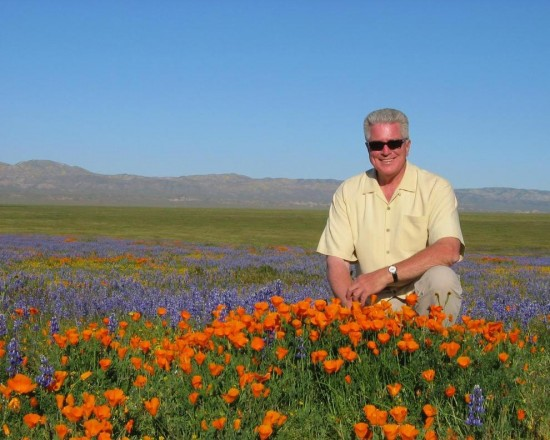 Legendary TV host Huell Howser. (Courtesy Chapman University)