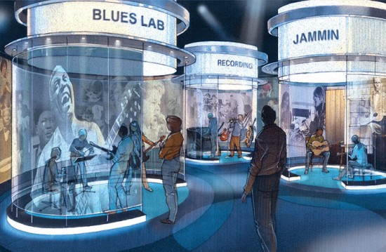 The National Blues Museum (Courtesdy NationalBluesMuseum.org)