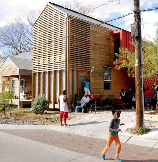 Congo Street Initiative, Dallas. (Courtesy Rudy Bruner Awards)