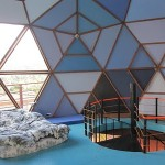 Fritz Haeg dome, Los Angeles (Center For Aesthetic Revolution)
