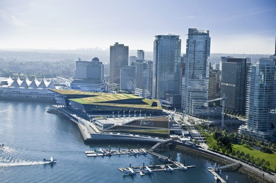 Coal Harbour Convention District (Courtesy of LMN Architects)