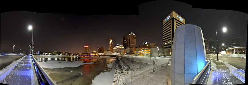 Columbus, Ohio. (Howard Jefferson)