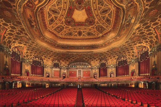 Inside Loew's Kings Theater. (Courtesy NYC Mayor's Office)