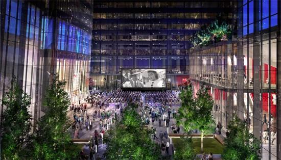 Manhattan West. (Courtesy Brookfield)