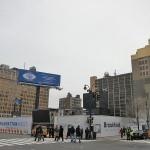 Site of Manhattan West. (Branden Klayko / AN)