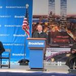 Mayor Michael Bloomberg. (Branden Klayko / AN)