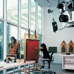 Renzo Piano's Menil Collection. (Hickey & Robertson)