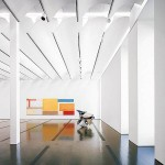 Renzo Piano's Menil Collection. (Paul Hester)