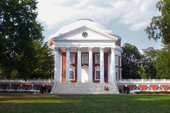 The University of Virginia Rotunda. (Patrick Morrissey / Flickr)