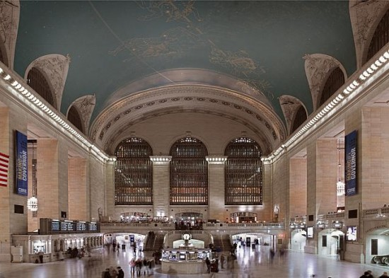 Inside Grand Central Terminal. (Courtesy The Library of Congress)