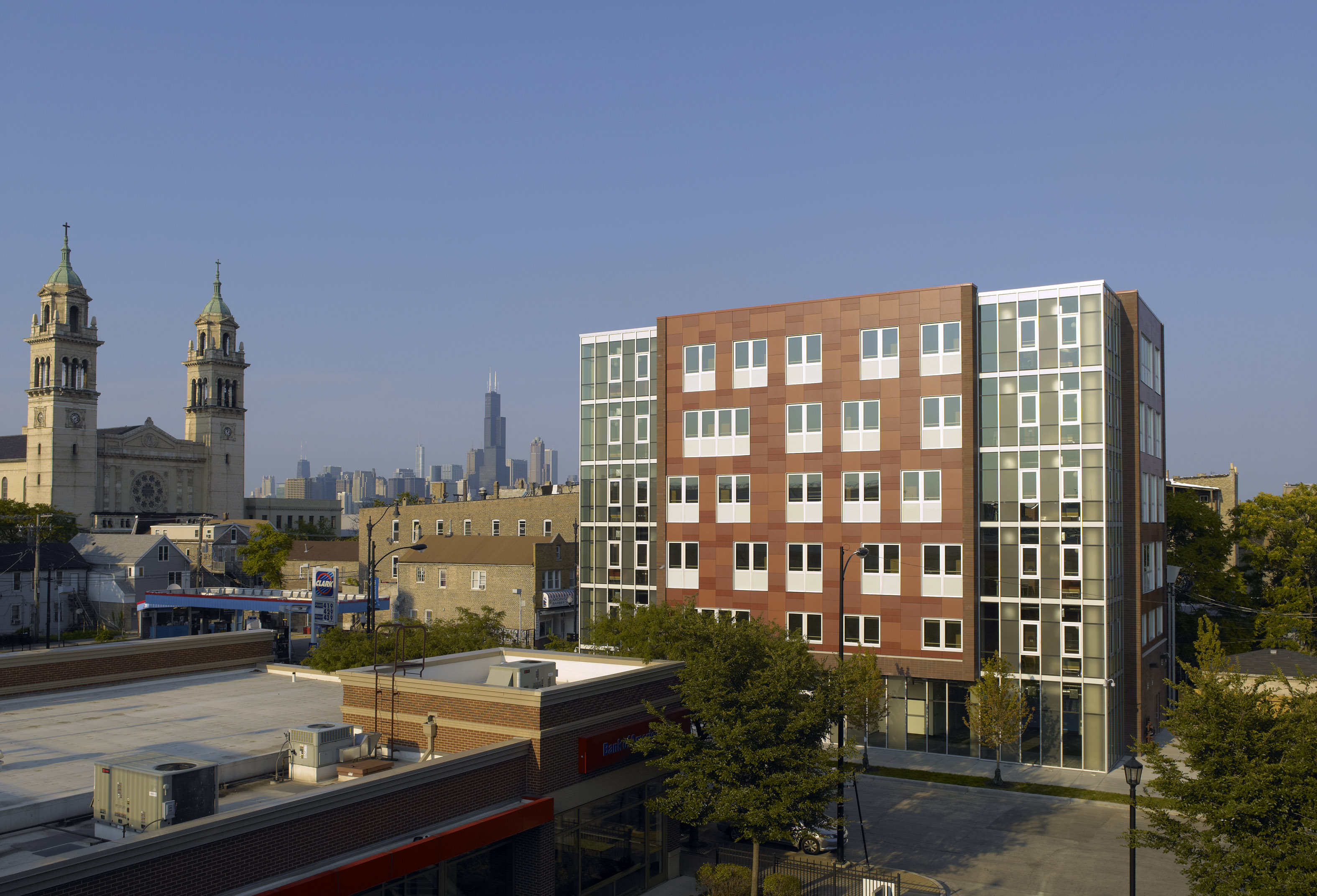 La Casa Student Housing in Pilsen. (UrbanWorks)