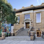 Park Branch Library, Field Paoli/Joseph Chow & Associates. (David Wakely)