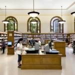 Presidio Branch LIbrary, Field Paoli/Joseph Chow & Associates (David Wakely)