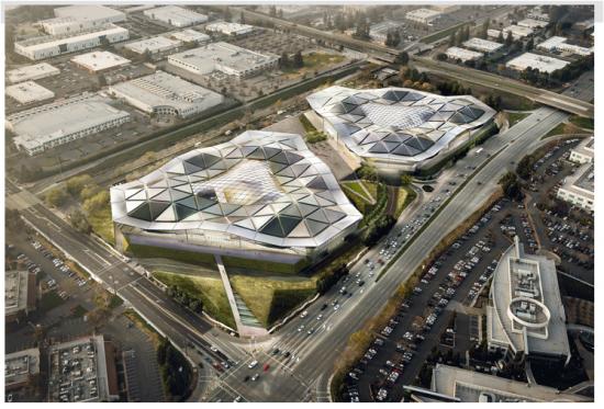 Nvidia HQ (Gensler)