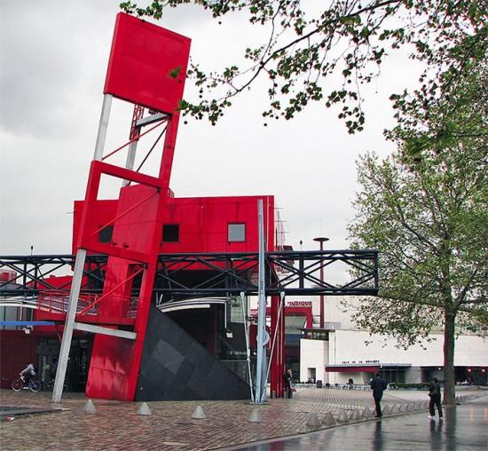 Parc de la Villettes. (Lauren Manning / Flickr)