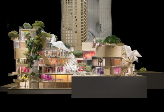 Final Models (Gehry Partners)