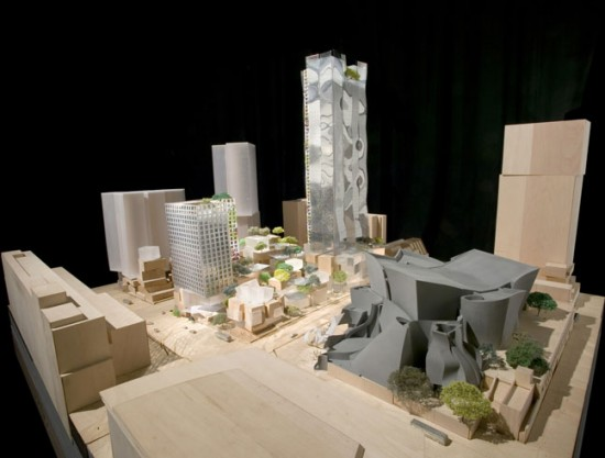 Process Model Models (Gehry Partners)