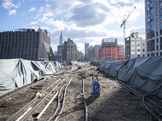 (Timothy Schenck / Courtesy Friends of the High Line)