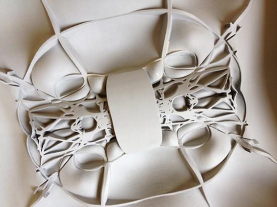 Detail of one tile. (Courtesy Topocast)